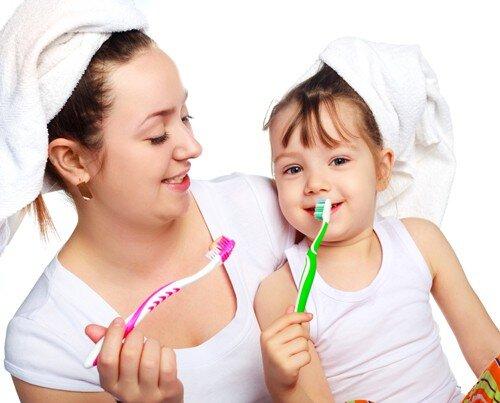 6 điều cần chú ý khi con trẻ thay răng
