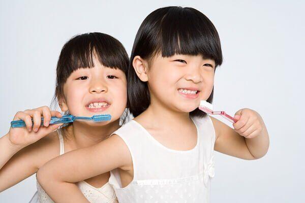 bệnh viêm lợi ở trẻ