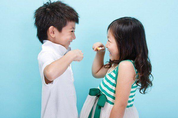 cách chăm sóc răng cho trẻ từ nhỏ