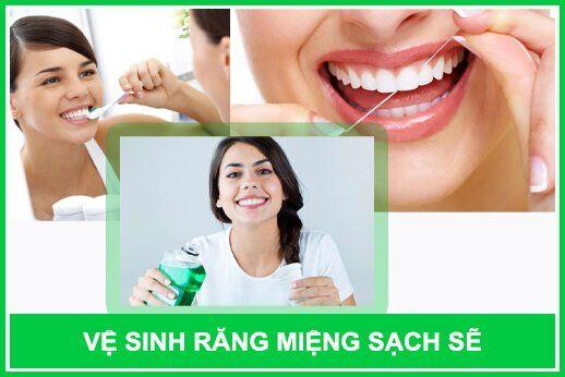 chăm sóc răng ngăn ngừa sâu răng