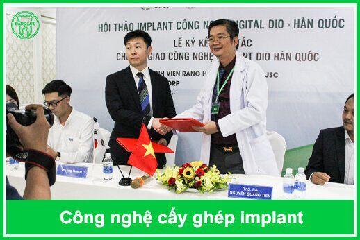 công nghệ Implant