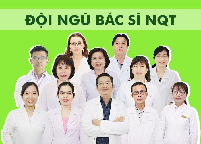 đội ngũ bác sĩ nha khoa