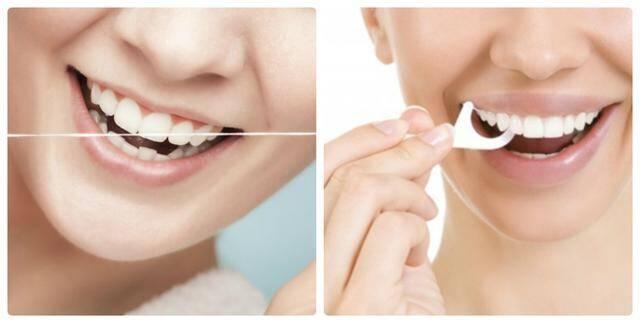 chăm sóc răng đúng cách