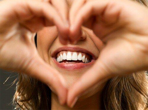 Duy trì thói quen tốt giúp hàm răng chắc khỏe