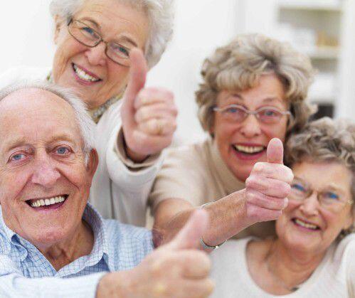 Cách cải thiện hàm răng cho người lớn tuổi