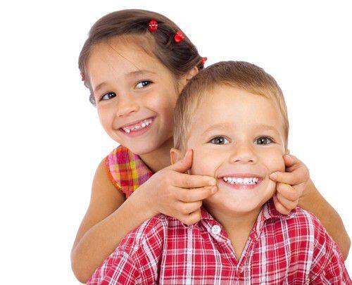Sâu răng sữa ở trẻ em