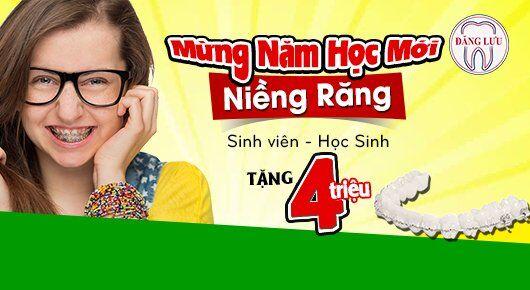 TẶNG 4 TRIỆU NIỀNG RĂNG CHO HS & SV