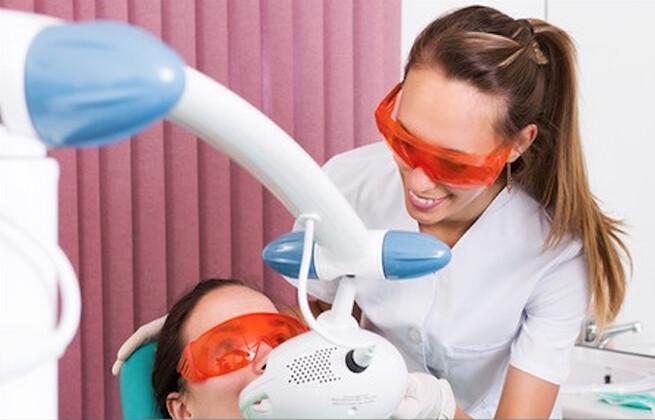 quy trình tẩy trắng răng đúng kỹ thuật